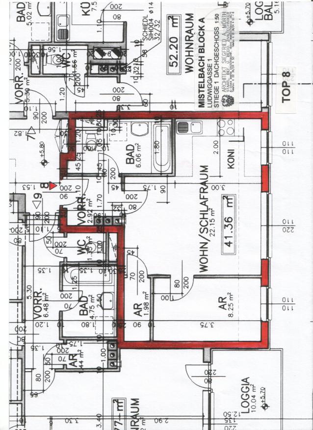 wohnungen mistelbach iv 1 lz 9690 kamptal gbv. Black Bedroom Furniture Sets. Home Design Ideas