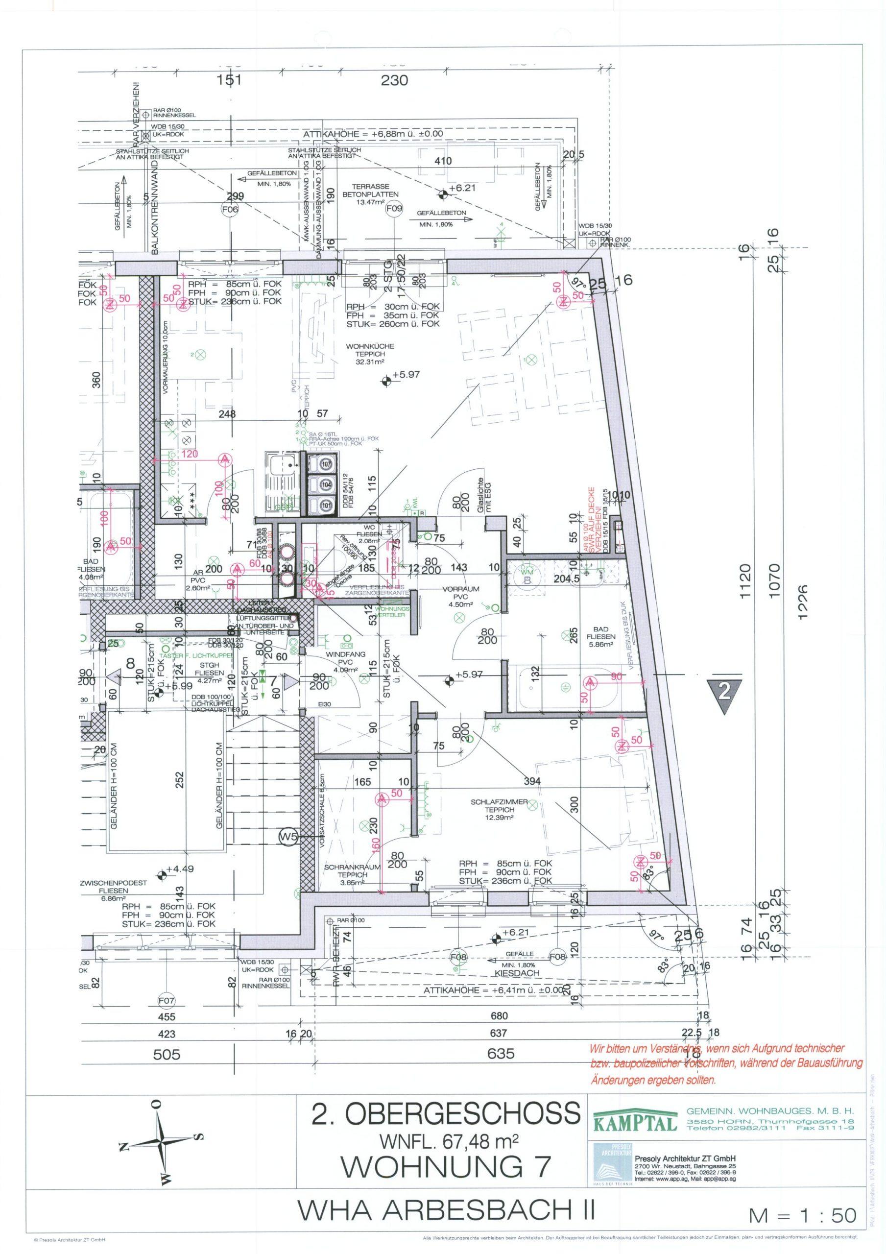 Immobilie von Kamptal in 3925 Arbesbach, Zwettl, Arbesbach II - Top 7 #9