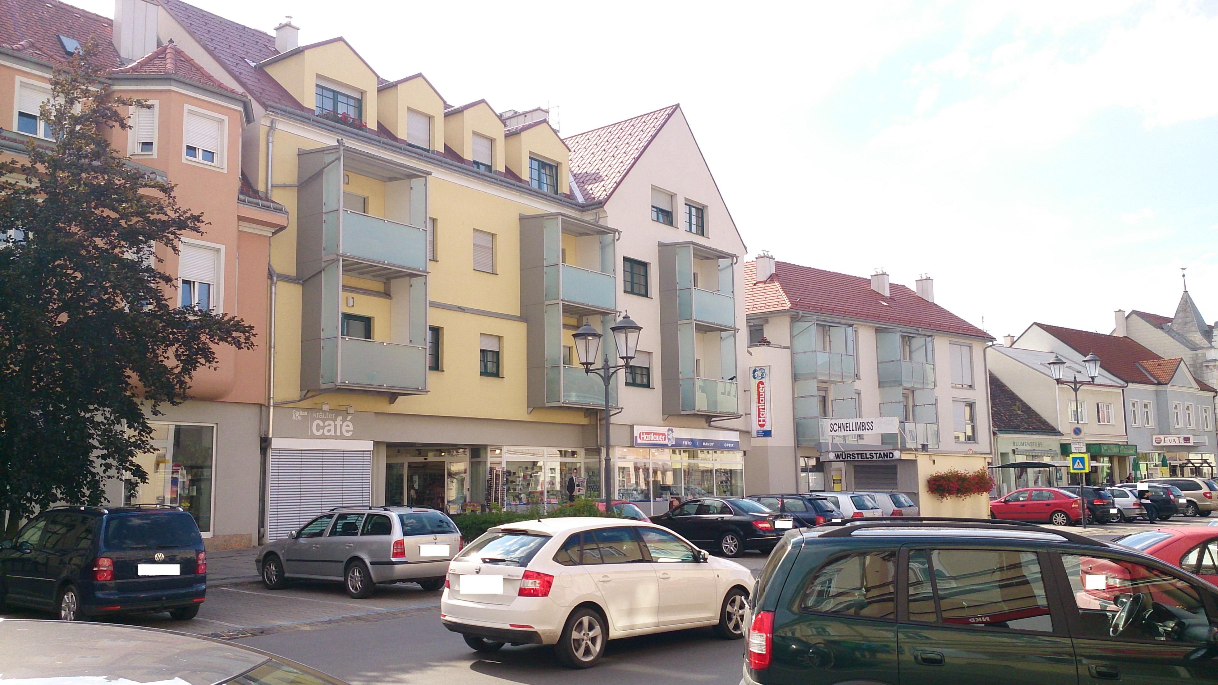Immobilie von Kamptal in 2136 Laa an der Thaya, Mistelbach, Laa/ Thaya VII - Top 20 - Stadtplatz Nr. 61 #8
