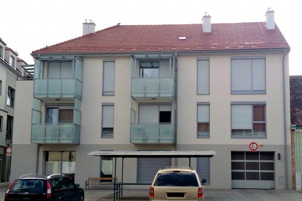 Immobilie von Kamptal in 2136 Laa an der Thaya, Mistelbach - Top: 20 - Stadtplatz Nr. 61 #1
