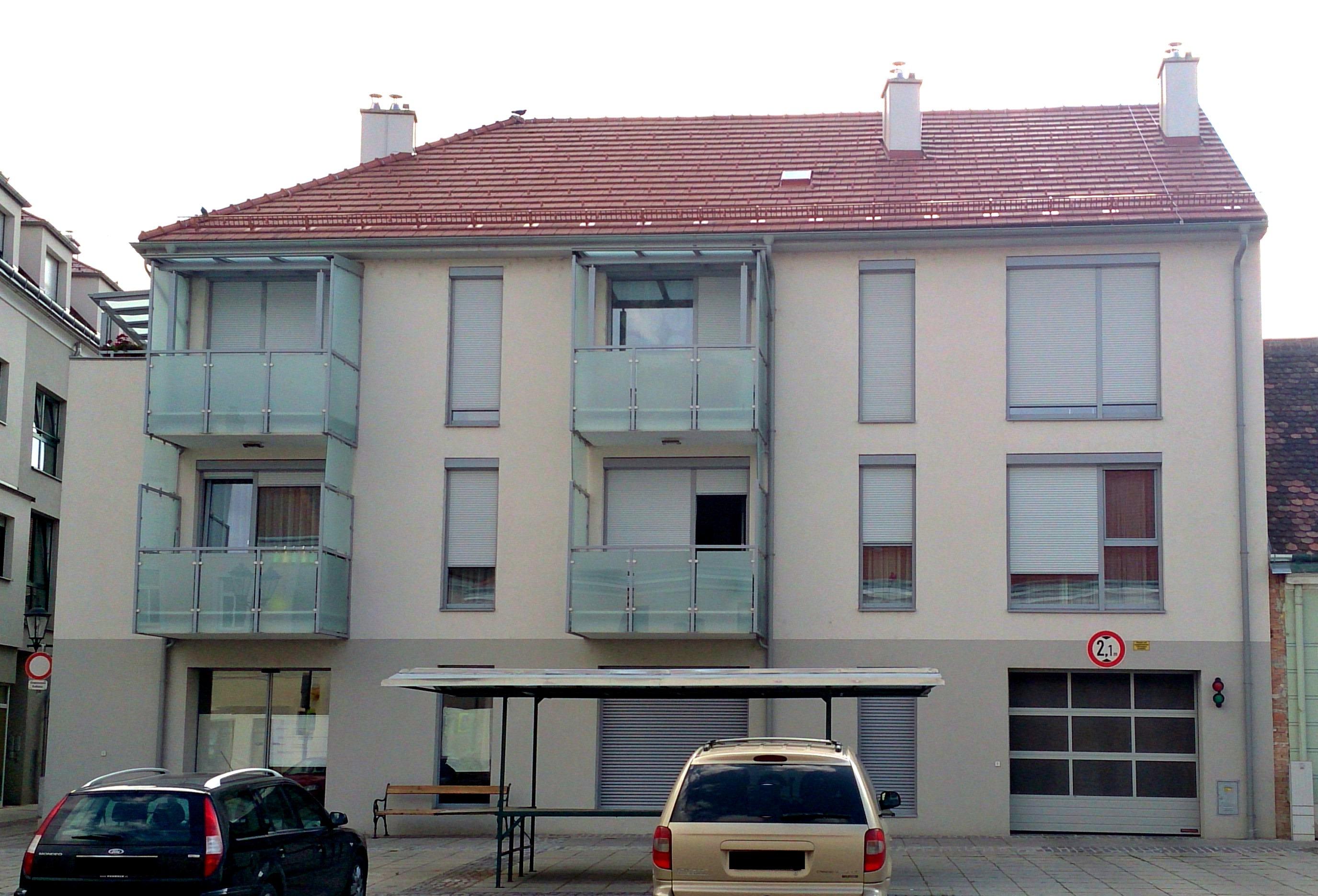 Immobilie von Kamptal in 2136 Laa an der Thaya, Mistelbach, Laa/ Thaya VII - Top 20 - Stadtplatz Nr. 61 #9