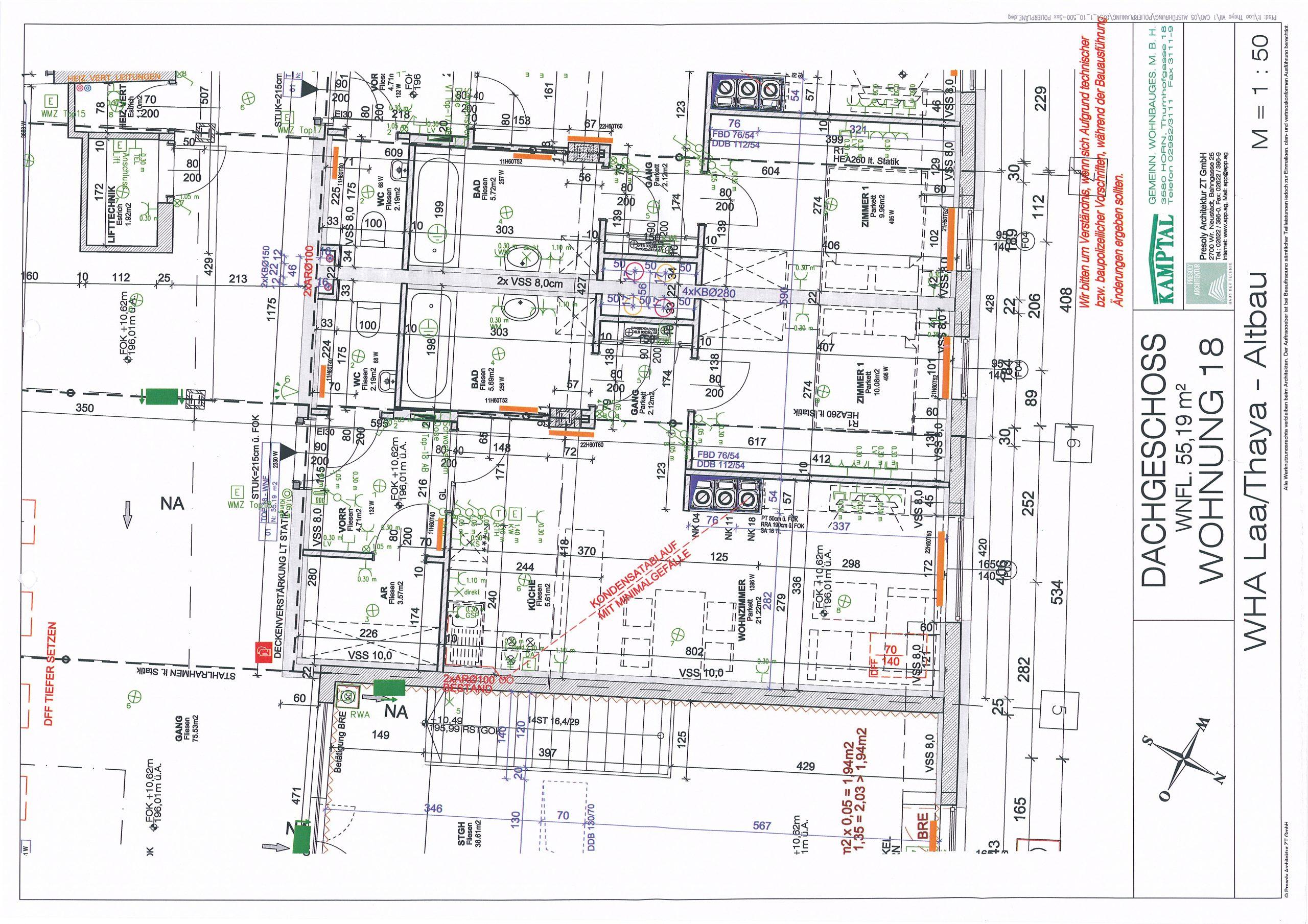 Immobilie von Kamptal in 2136 Laa an der Thaya, Mistelbach, Laa/ Thaya VII - Top 18 - Stadtplatz Nr. 61 #7
