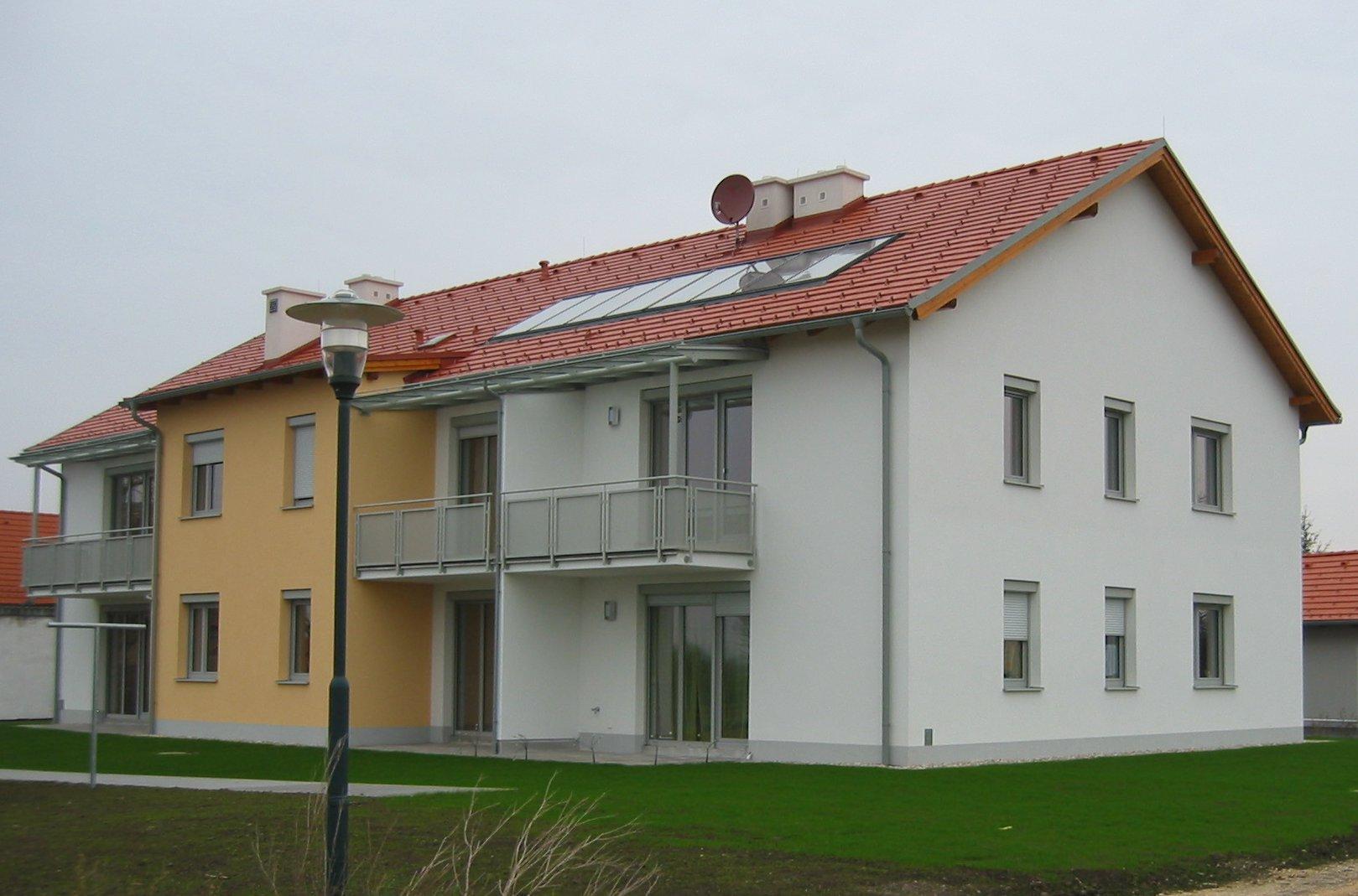 Immobilie von Kamptal in 2064 Wulzeshofen, Mistelbach, Wulzeshofen I/1 - Top 103 #8