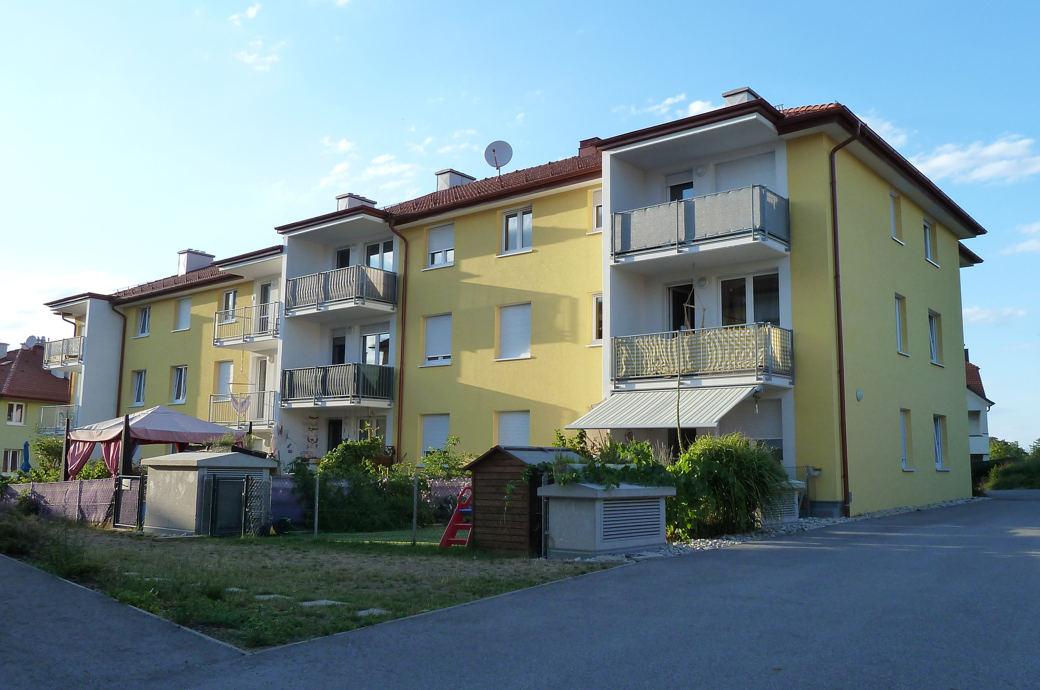 Immobilie von Kamptal in 3730 Eggenburg, Horn, Eggenburg V/3 - Top 303