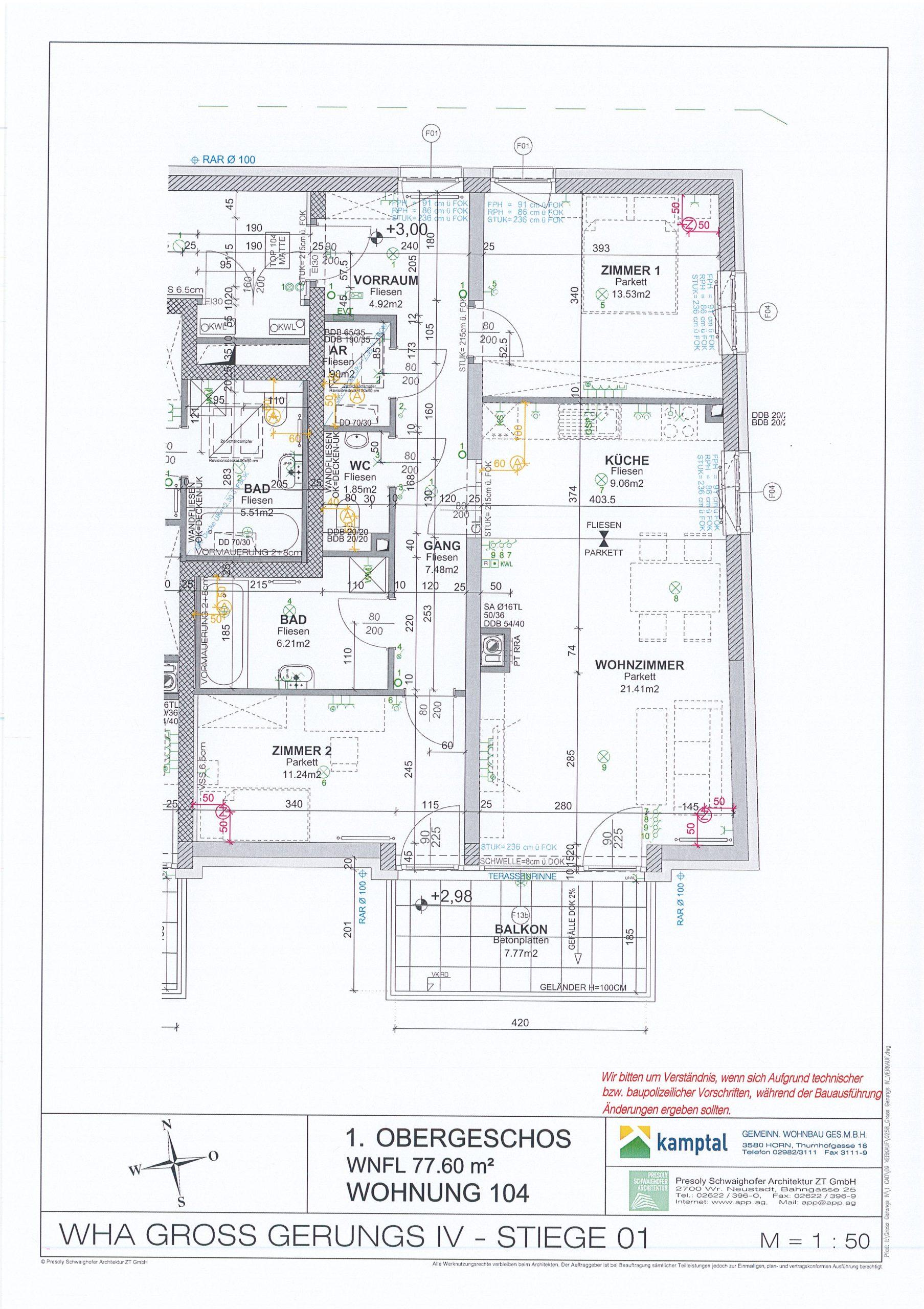 Immobilie von Kamptal in 3920 Groß Gerungs, Zwettl, Gr. Gerungs IV/1 - Top 104 #10
