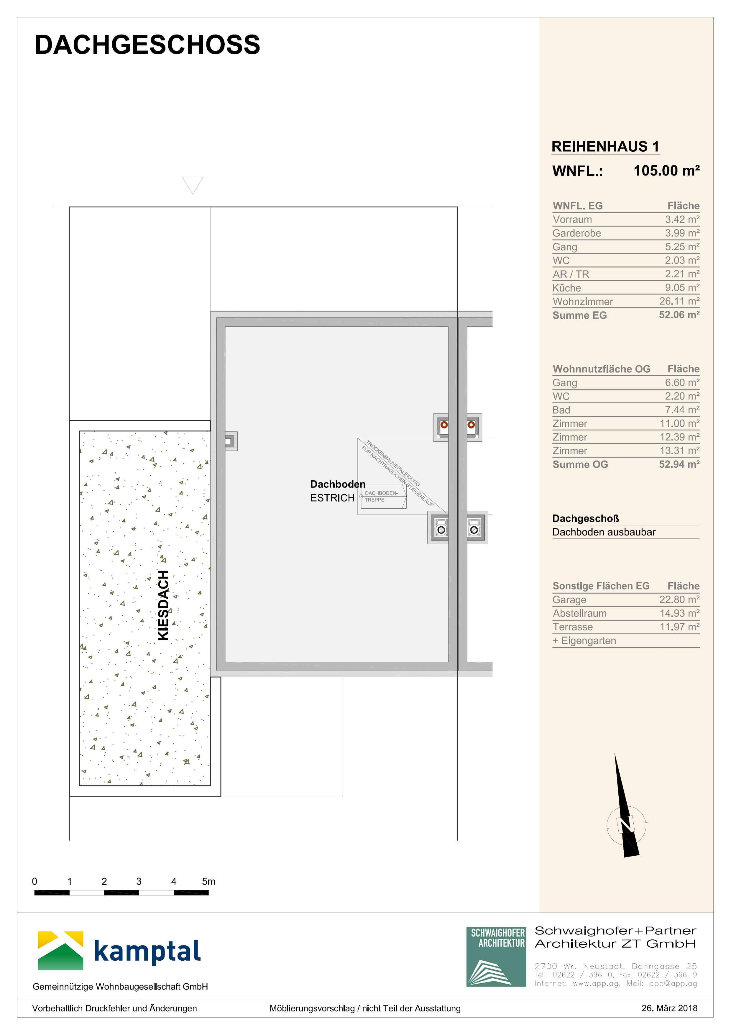 Immobilie von Kamptal in 2136 Laa an der Thaya, Mistelbach, Laa/Thaya XVIII - Top 7 #2