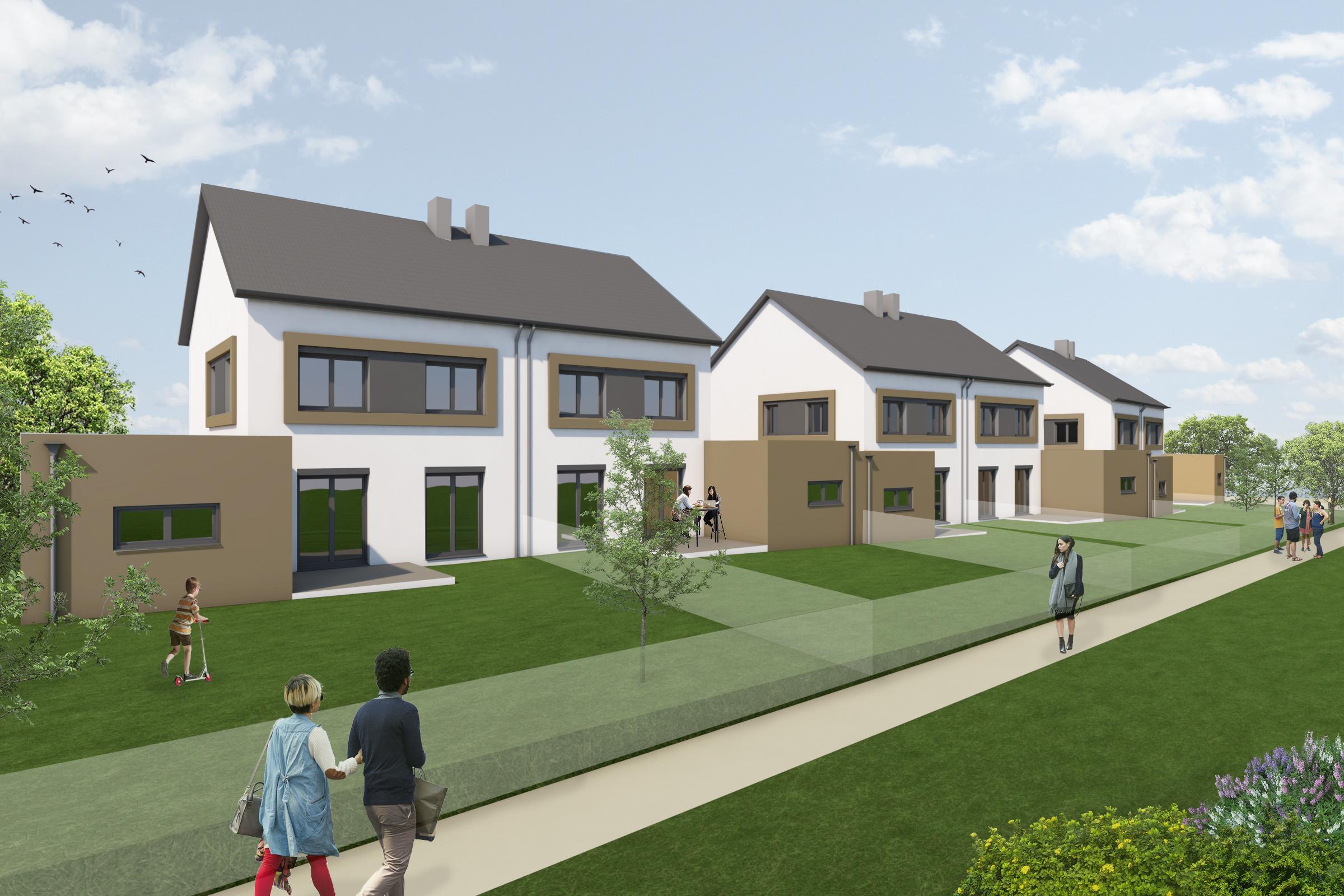 Immobilie von Kamptal in 3830 Waidhofen an der Thaya, Waidhofen an der Thaya, Waidhofen/Thaya II/1 - Top 4 #0