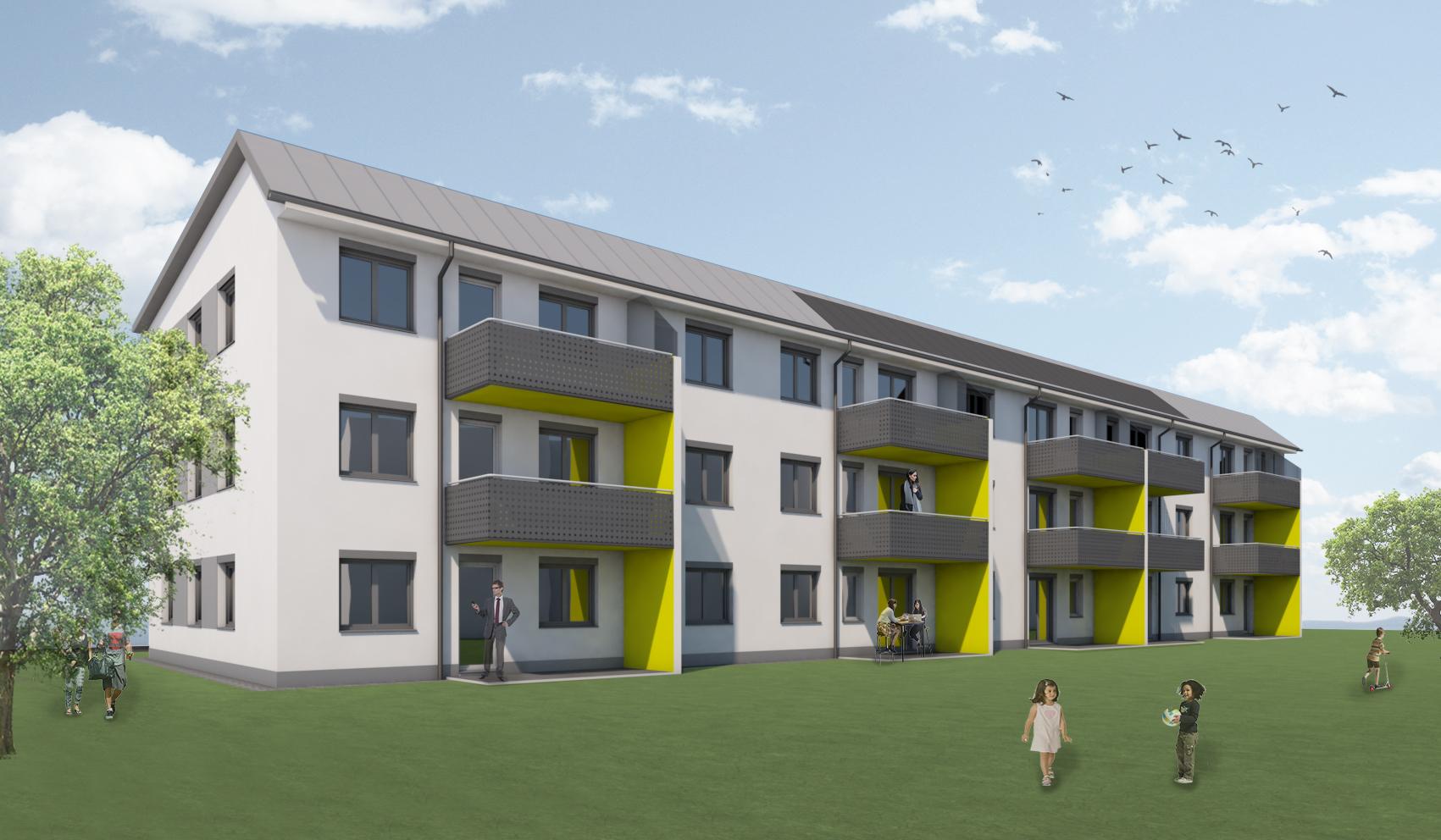 Immobilie von Kamptal in 3542 Gföhl, Krems(Land), Gföhl V/3 - Top 512 #1
