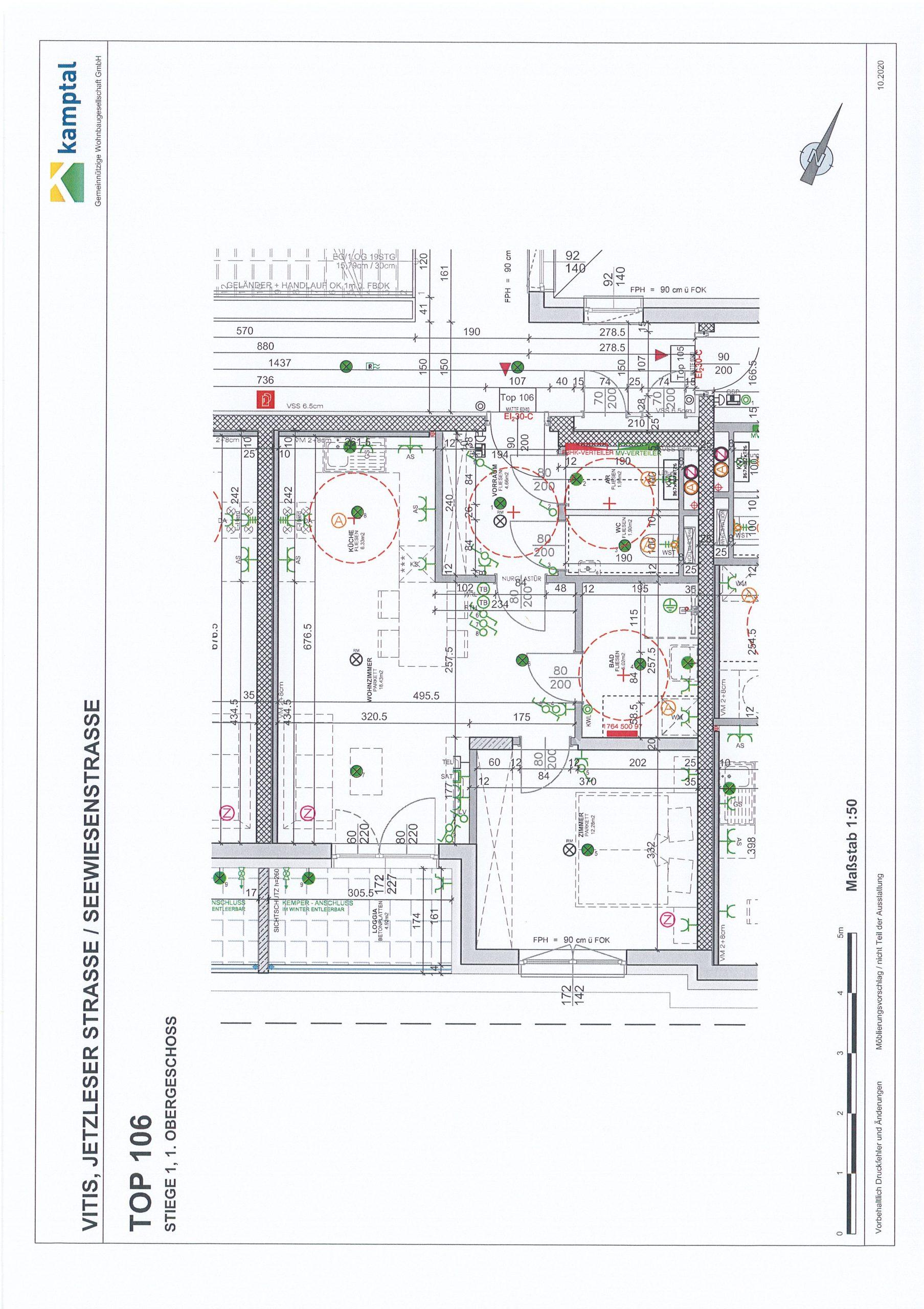 Immobilie von Kamptal in 3902 Vitis, Waidhofen an der Thaya - Top: 106 #1
