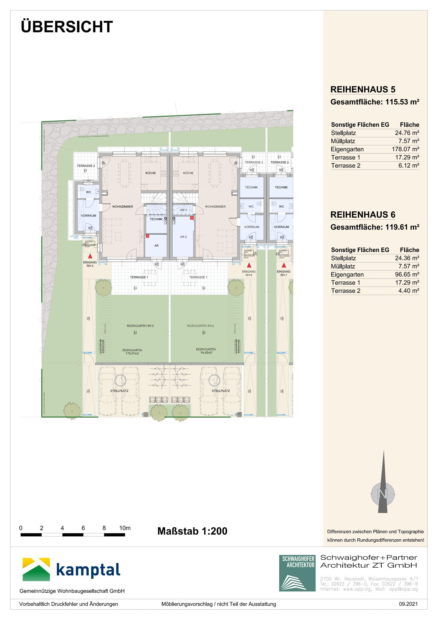Immobilie von Kamptal in 3572 St. Leonhard am Hornerwald, Krems(Land), St. Leonhard/Hw. III/2 - Top 6 #0