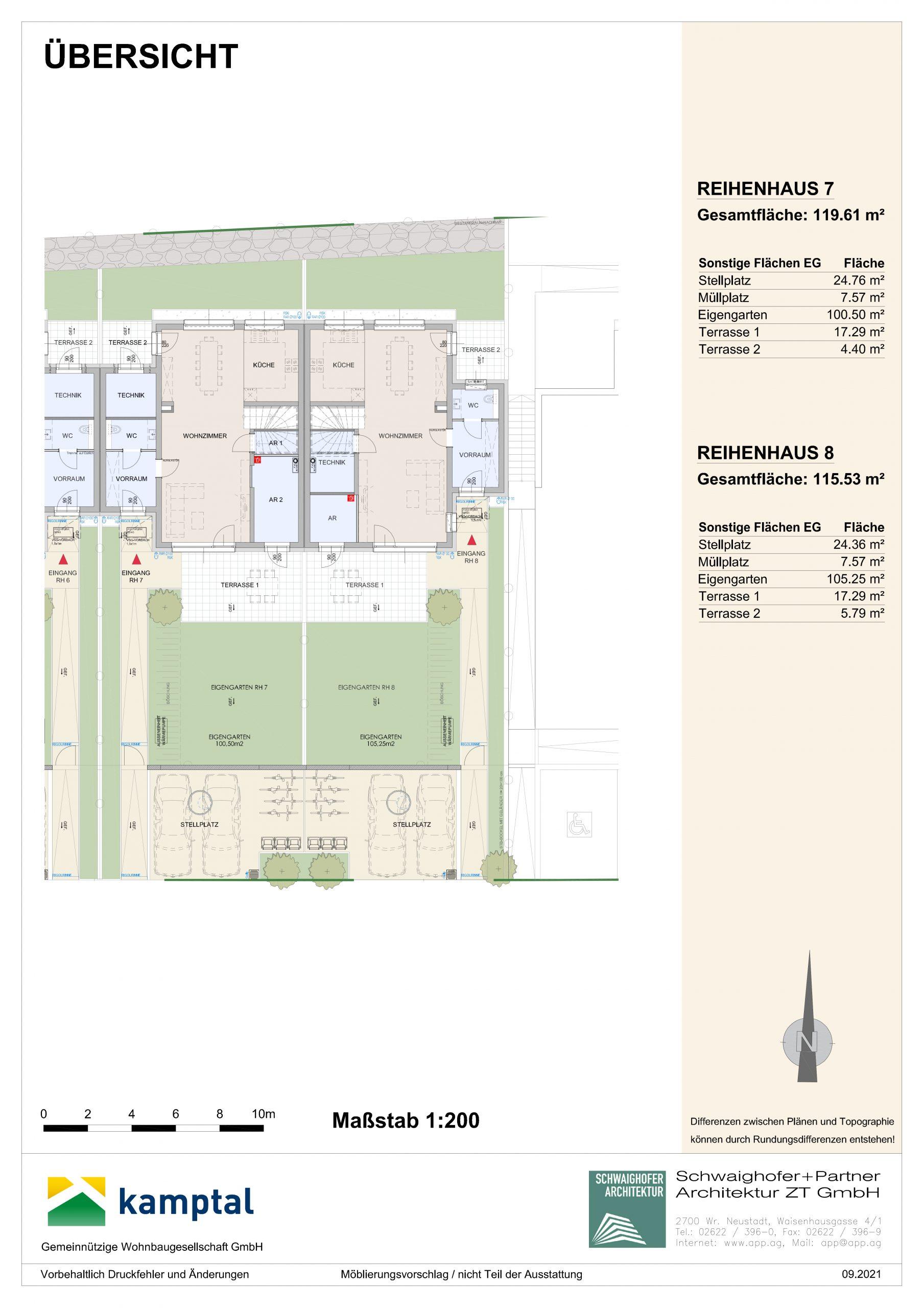 Immobilie von Kamptal in 3572 St. Leonhard am Hornerwald, Krems(Land), St. Leonhard/Hw. III/2 - Top 8 #0